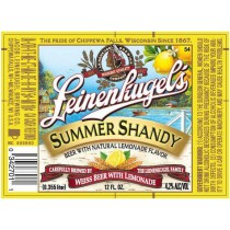 Leinenkugel Summer Shandy Full Keg 15.5 Gal
