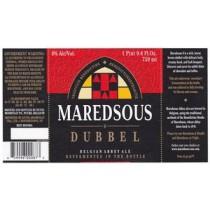 Maredsous Dubbel Imported 20 Liter Keg