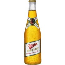 Miller High Life 12oz - 24 Bottles