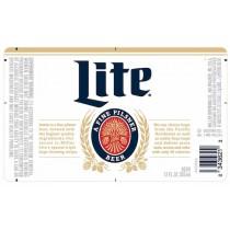 Miller Lite Full Keg 15.5 Gal