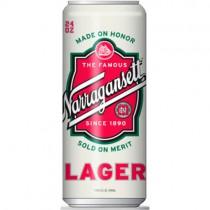 Narragansett Lager 24oz - 6 Cans
