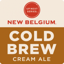 New Belgium Up Next Series #4 Cold Brew Cream Ale 5.16 Gal Sixtel