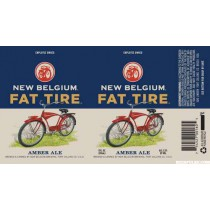 New Belgium Fat Tire Amber Ale 15.5 Gal