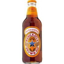 New Castle Brown Ale 12oz - 24 Bottles