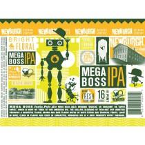 Newburgh MegaBoss IPA 5.16 Gal Sixtel