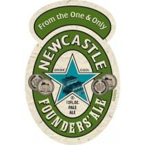 Newcastle Founders Ale Full Keg 15.5 Gal