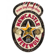 Newcastle Werewolf Red Ale Full Keg 15.5 Gal