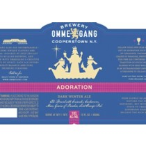 Ommegang Adoration Ale Sixtel Keg 5.16 Gal