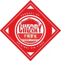 Original Sin Cherry Tree Cider Sixtel Keg 5.16 Gal