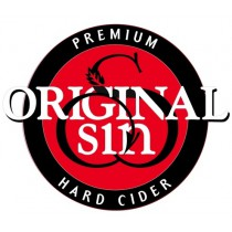 Original Sin Hard Cider Apple Sixtel Keg 5.16 Gal