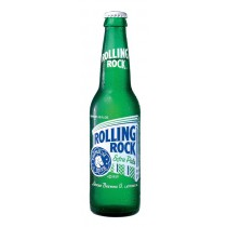 Rolling Rock Extra Pale 12oz - 24 Bottles