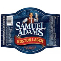 Samuel Adams Boston Lager Sixtel Keg 5.16 Gal