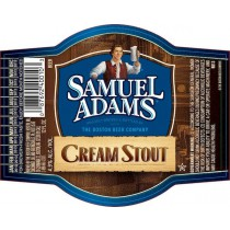 Samuel Adams Cream Stout Sixtel Keg 5.16 Gal