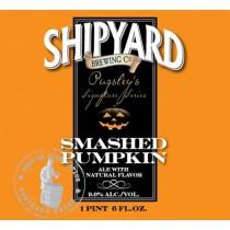 Shipyard Smashed Pumpkin Ale Sixtel Keg 5.16 Gal