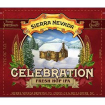 Sierra Nevada Celebration Fresh Hop Ale Sixtel Keg 5.16 Gal
