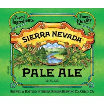 Sierra Nevada Pale Ale Full Keg 15.5 Gal