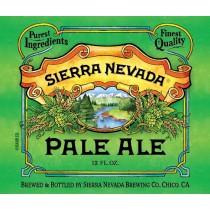 Sierra Nevada Pale Ale Sixtel Keg 5.16 Gal