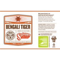 Six Point Bengali Tiger IPA Sixtel Keg 5.16 Gal