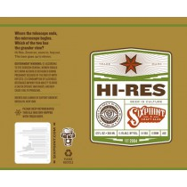 Six Point Hi-Res Imperial Ale Sixtel Keg 5.16 Gal