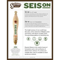 Six Point Seison Sixtel Keg 5.16 Gal