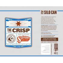 Six Point The Crisp Sixtel Keg 5.16 Gal