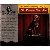 Smuttynose Old Brown Dog Sixtel Keg 5.16 Gal