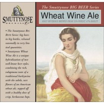 Smuttynose Wheat Wine Sixtel Keg 5.16 Gal