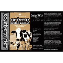 Southern Tier Creme Brulee Milk Stout Blackwater Sixtel Keg 5.16 Gal