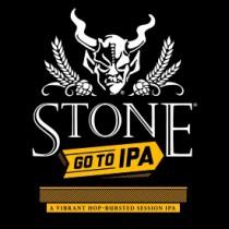 Stone Go To IPA Sixtel Keg 5.16 Gal