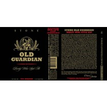 Stone Old Guardian Belgo-Barley Wine Sixtel Keg 5.16 Gal