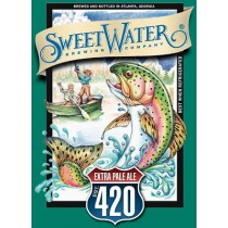 SweetWater 420 Extra Pale Ale - 5.16 Gal