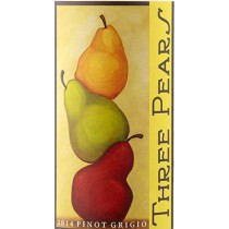 Three Pears Pinot Gris 19 Liters