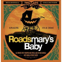 Two Roads Roadsmary's Baby Pumpkin Ale Sixtel Keg 5.16 Gal