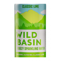 Wild Basin Classic Lime Hard Sparkling Water 5.16 Gal Sixtel