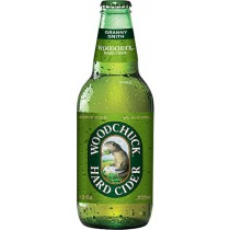 Woodchuck Hard Cider - Tart Green Apple 12oz - 24 Bottles