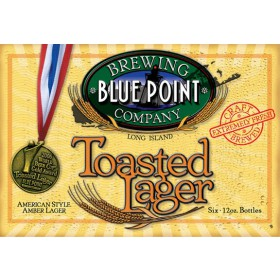 Blue Point Toasted Lager Sixtel Keg 5.16 Gal