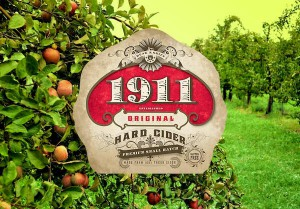1911 Hard Cider Sixtel Keg 5.16 Gal