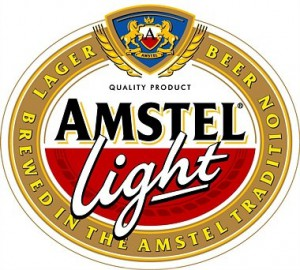 Amstel Light Full Keg 15.5 Gal