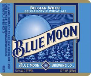 Blue Moon Sixtel Keg 5.16 Gal