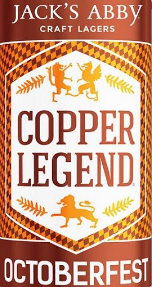 Jack's Abbey Copper Legend Festbier 5.16 Gal Sixtel