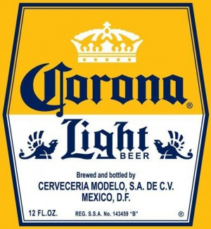 Corona Light Full Keg 15.5 Gal