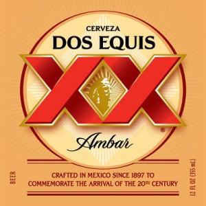 Dos Equis XX Amber Full Keg 15.5 Gal