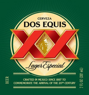 Dos Equis Lager Especial Full Keg 15.5 Gal
