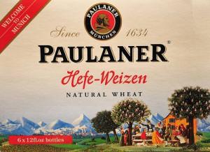 Paulaner Hefeweizen Full Keg 15.5 Gal