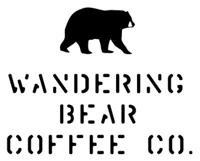 Wandering Bear Coffee Co. Logo